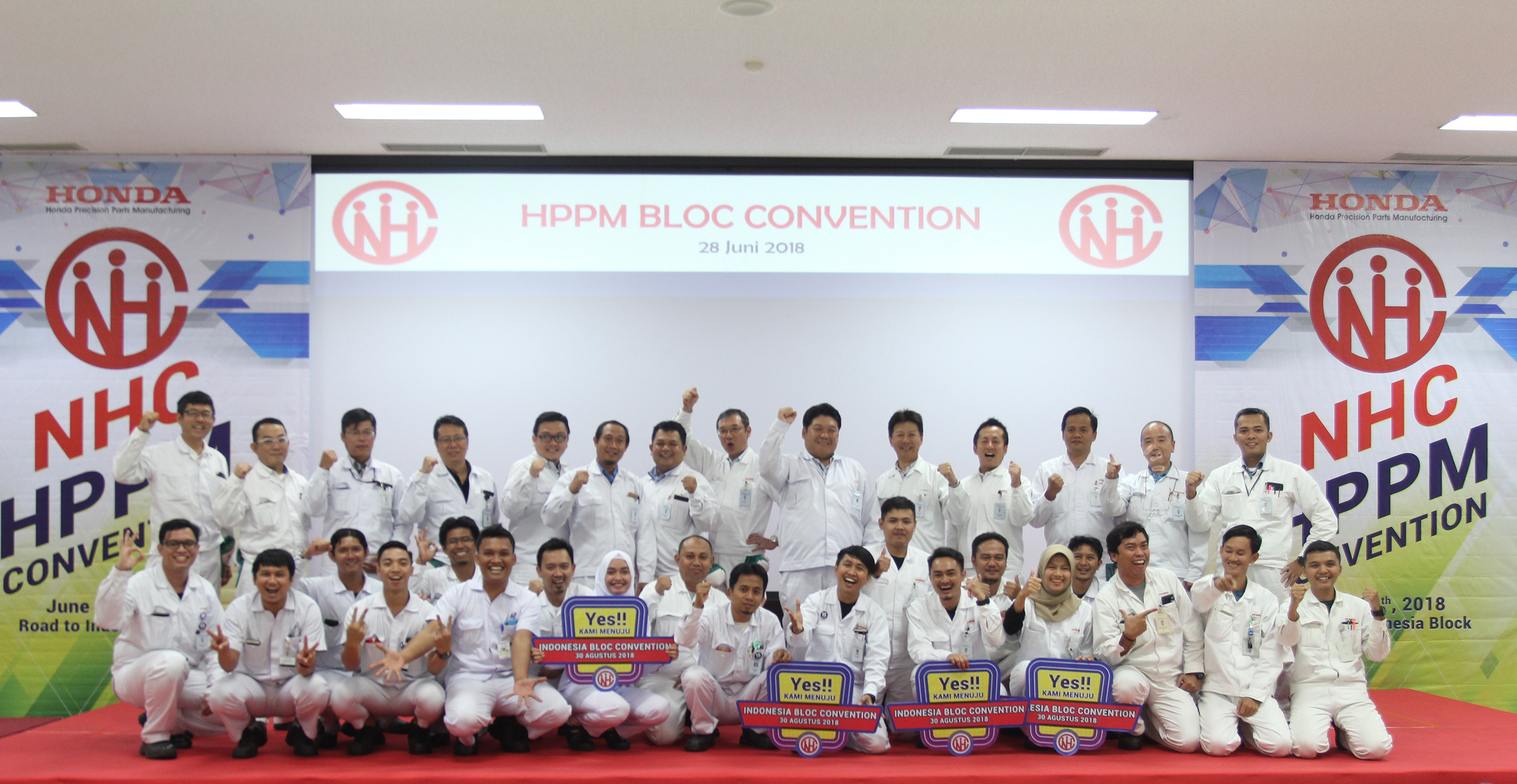 NHC HPPM Convention June 2018